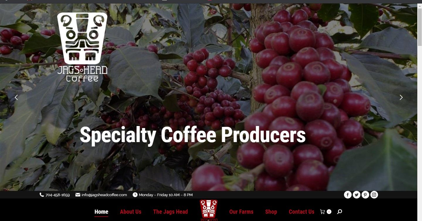 jagshead coffee